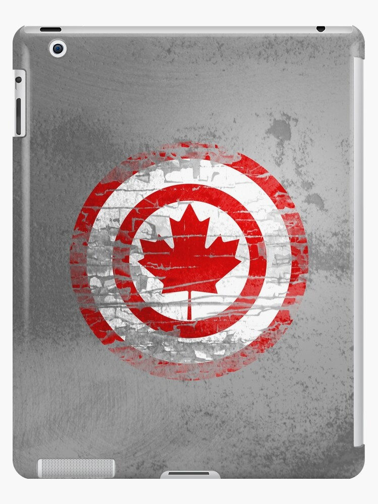 Captain Canada by webgeekist