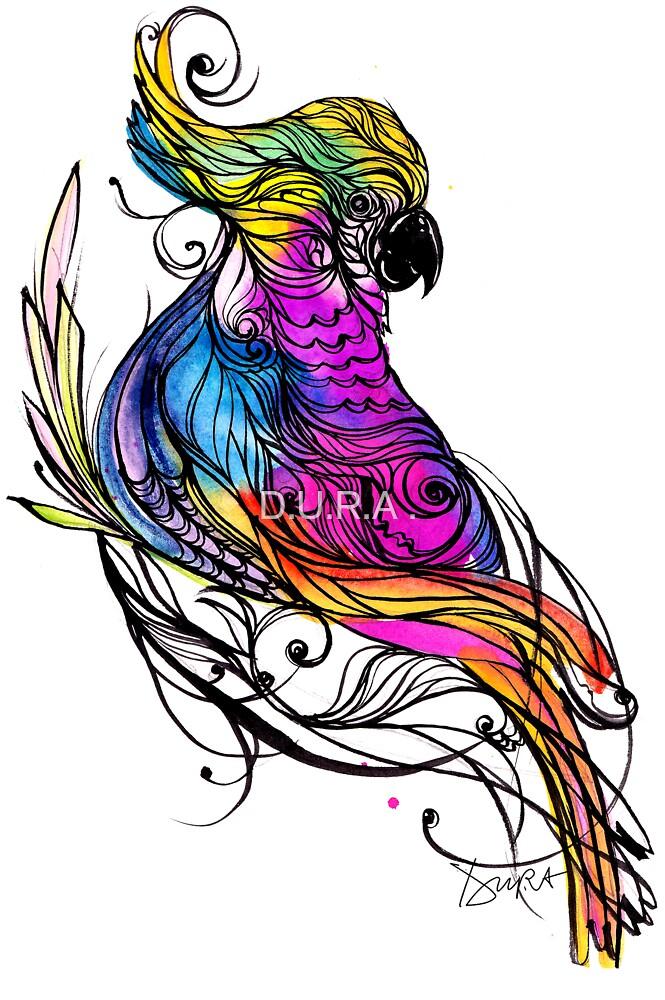 I am A Parrot by D.U.R.A .