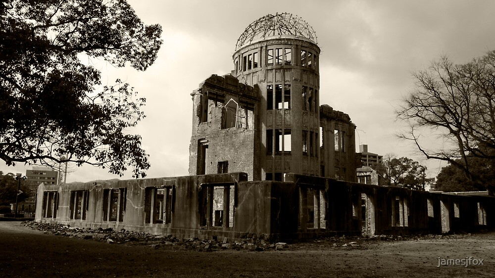 Hiroshima Dome by jamesjfox