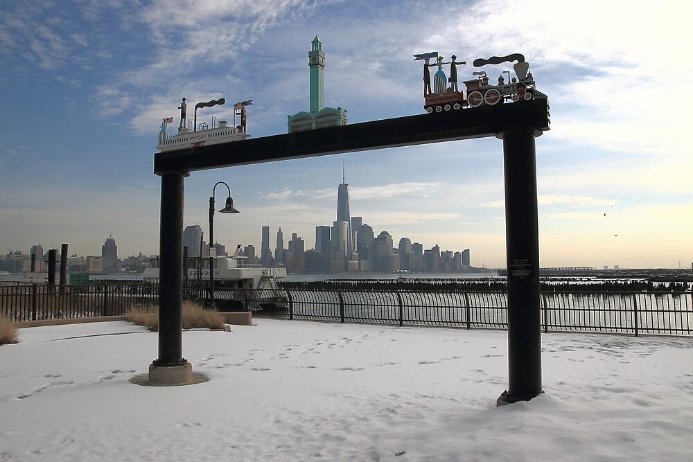 Gateway To New York by pmarella