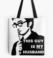 My Husband Tote Bag