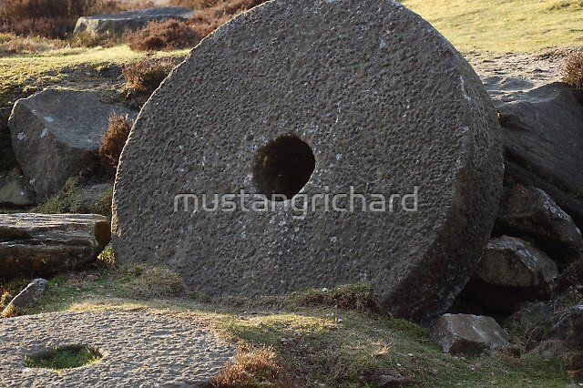 mill stone by mustangrichard