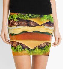 Hamburger Mini Skirt