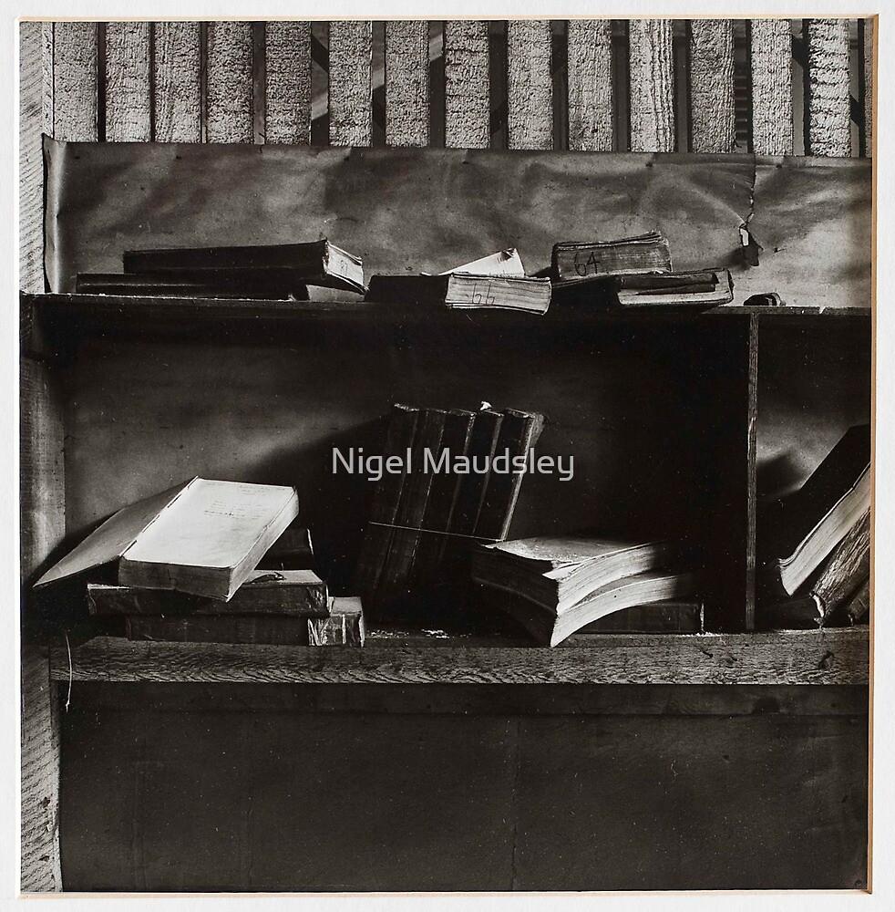 Books by Nigel Maudsley