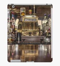 Saloon Register  iPad Case/Skin