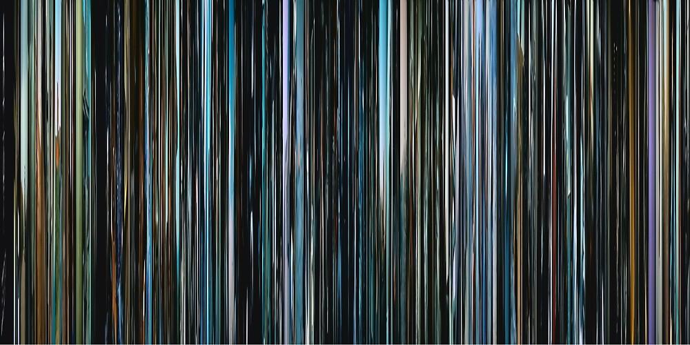 Interstellar (2014) (100 bars) by Armand9x