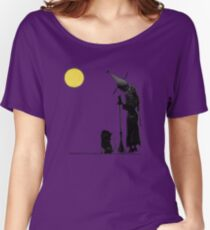 sister moon Women's Relaxed Fit T-Shirt