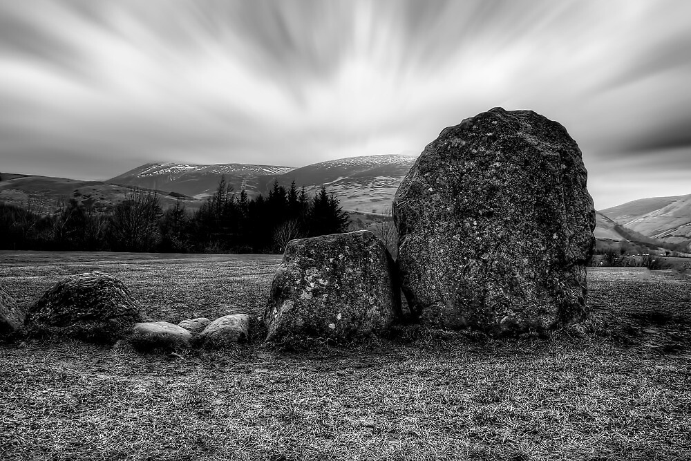 Castlerigg Stone Circle by Stephen Smith