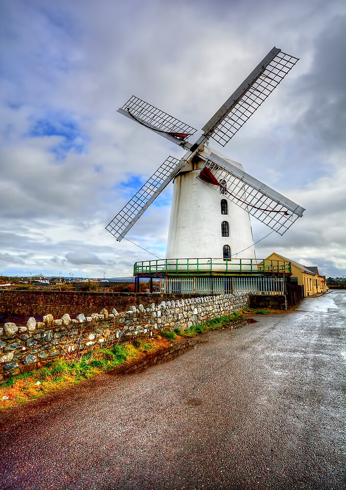 Blennerville Windmill by Stephen Smith