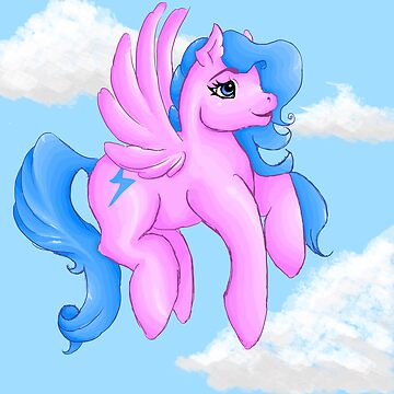My Little Ponies Firefly by Gloomymort