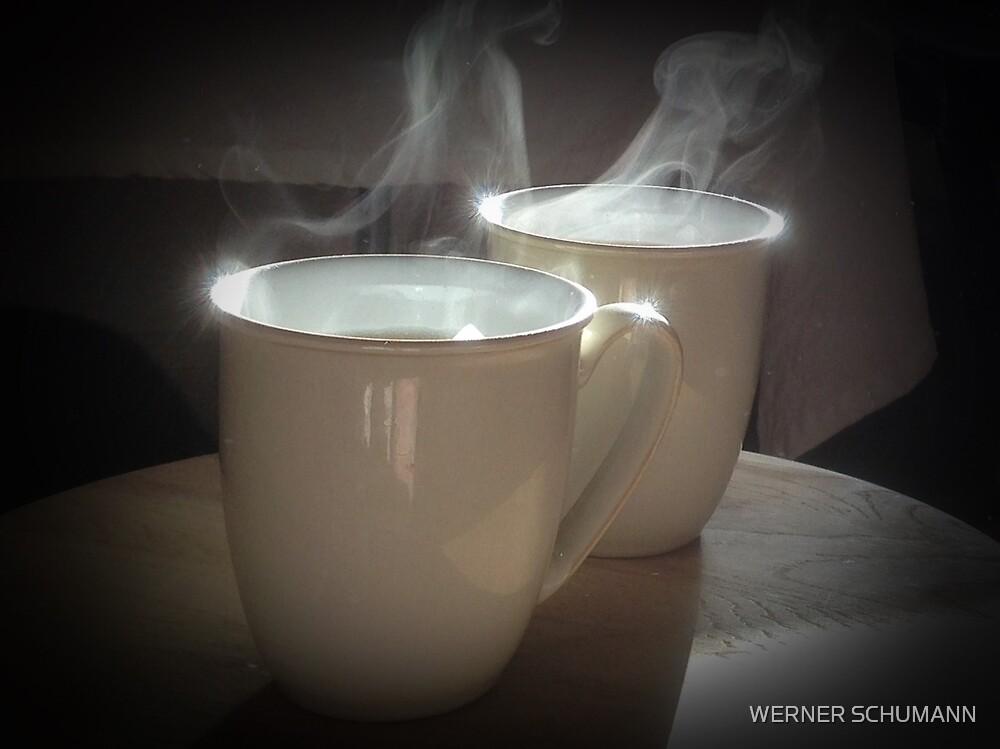 Tea Mug by WERNER SCHUMANN