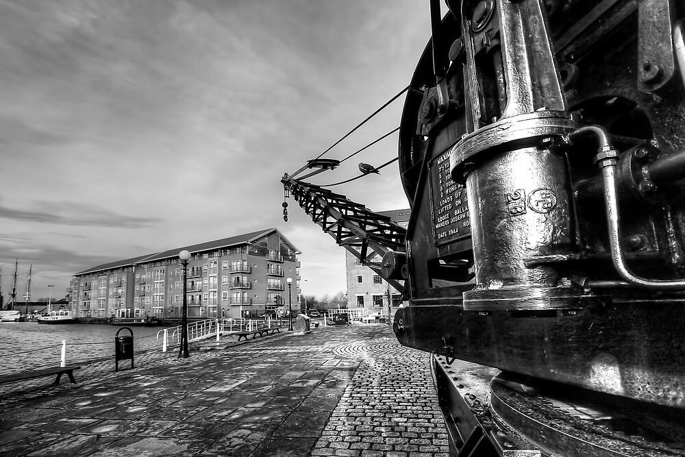 Gloucester Docks by Stephen Smith