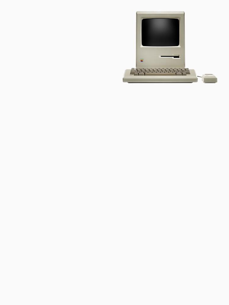 Apple Macintosh by scuderiaacero