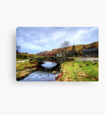 Watendlath Canvas Print