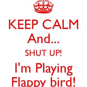 Flappy Bird White by irishalien