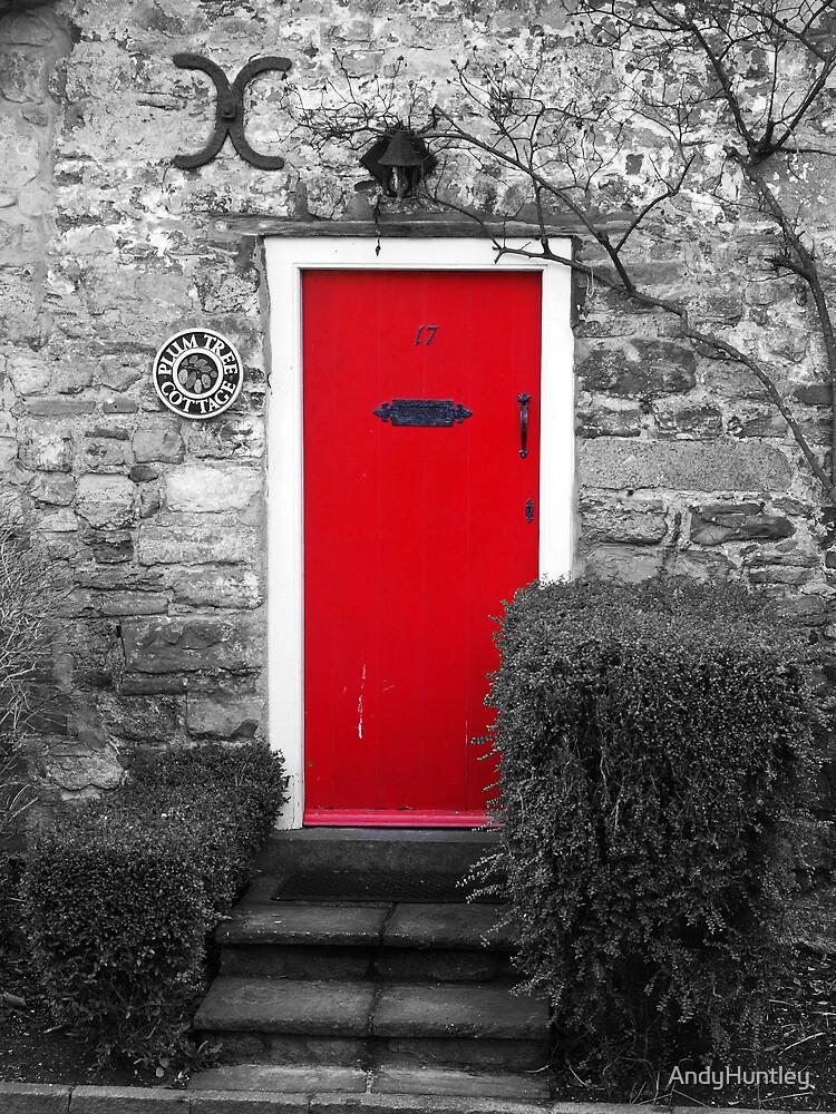 Red Door by AndyHuntley