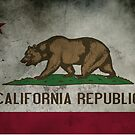 California Republic Notebook by EtotheH