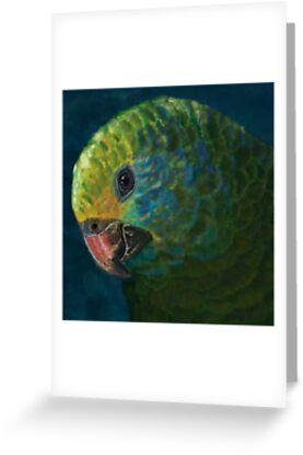 Parrot by a-bandomir