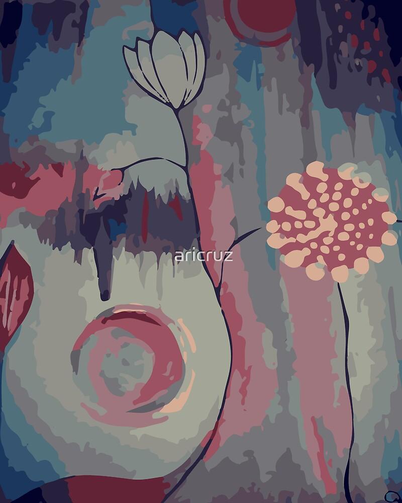 Floral Mind by aricruz