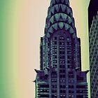 Chrysler Building - Angular Crop by Amanda Vontobel Photography/Random Fandom Stuff