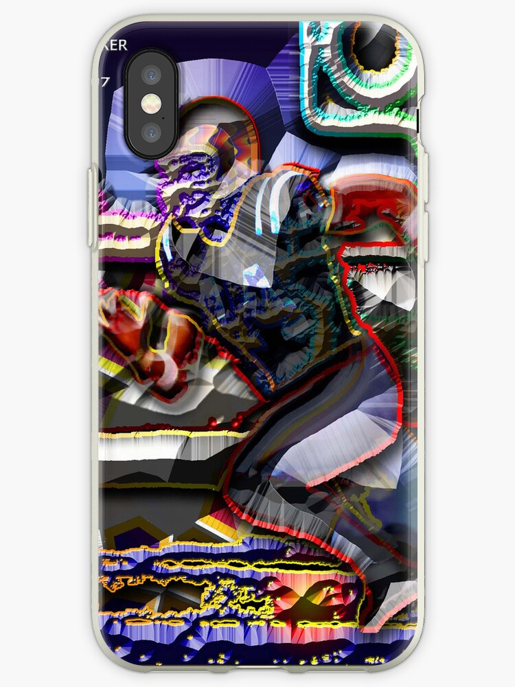 FOOTBALL FEVER iPHONE CASE by BOOKMAKER