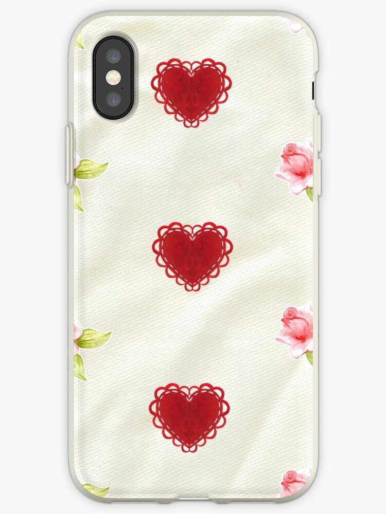 Hearts and Roses by Carol & Colin Bedson
