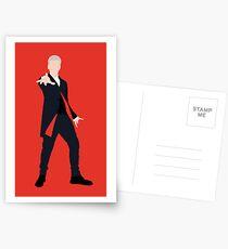12th Doctor Peter Capaldi Postcards