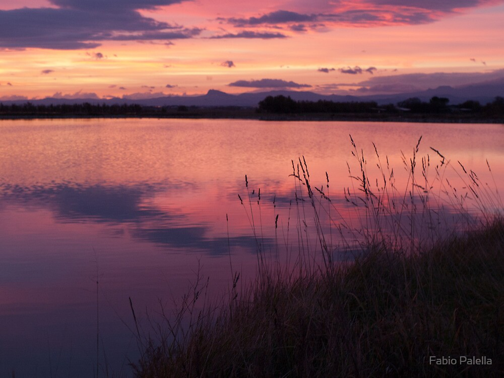 Cervia - Sunrise by Fabio Palella