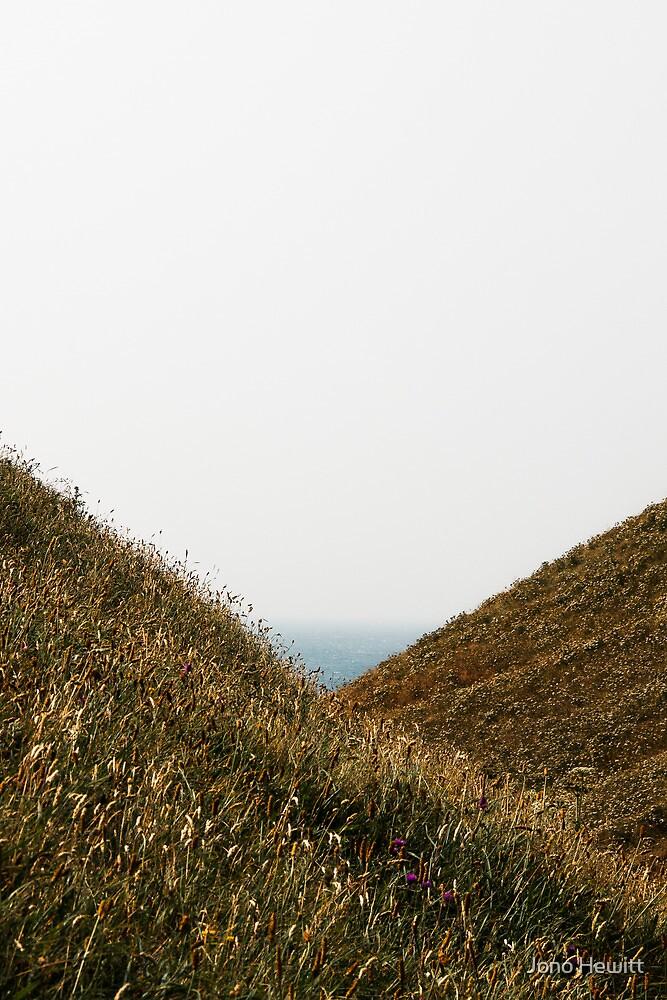 Portreath Sea View by Jono Hewitt