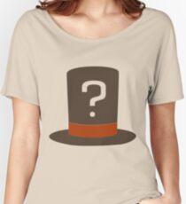 Professor Layton Nygma Women's Relaxed Fit T-Shirt
