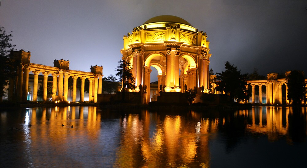 Palace Of Fine Arts by Revive The Light Photography
