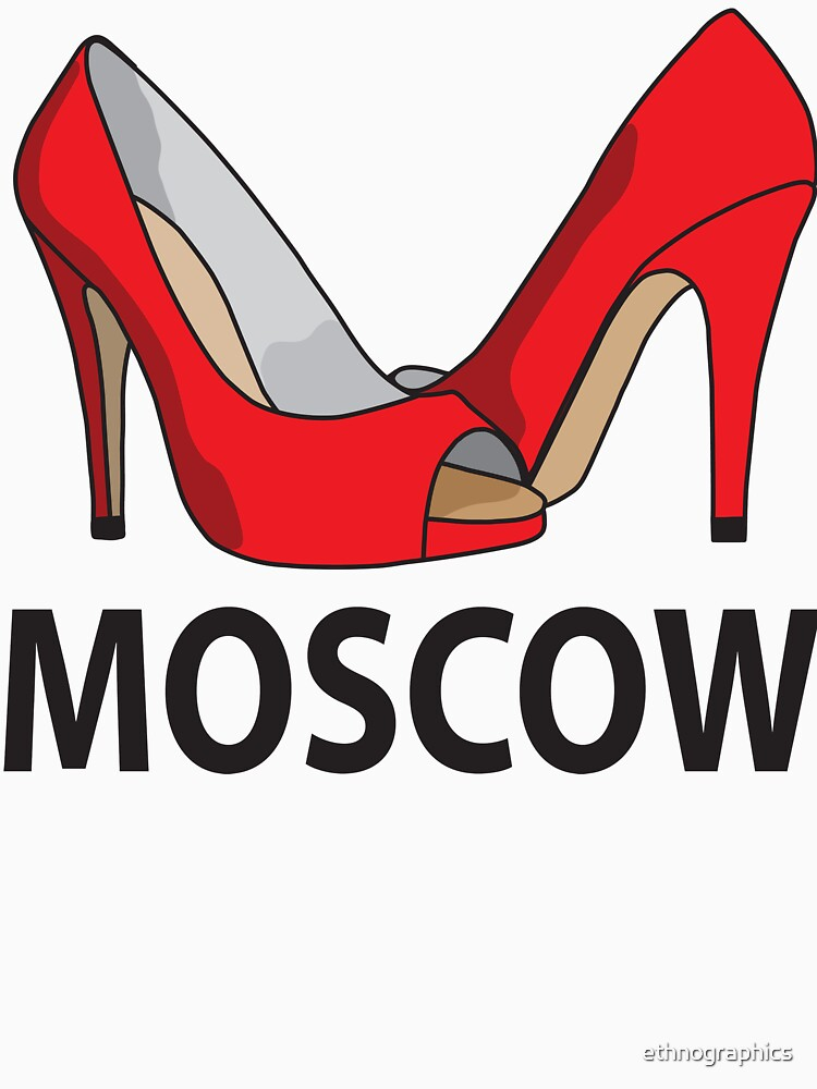 Moscow fashion  by ethnographics