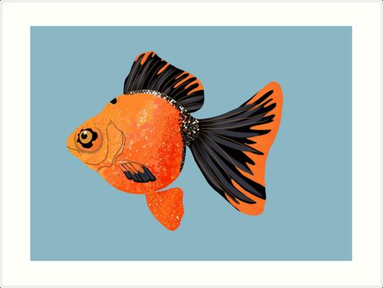 Goldfish by stitchlock