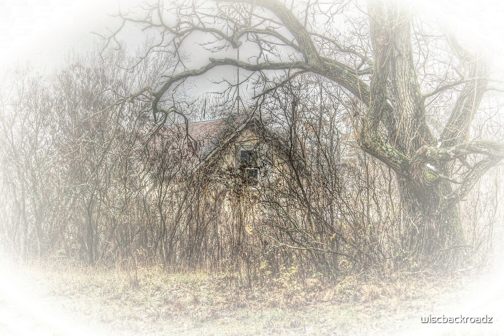 The Hermits Cottage by wiscbackroadz