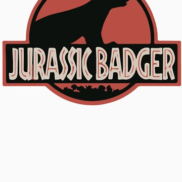 JurassicBadger by Departed