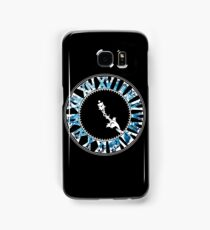 Final Fantasy - Final Hour (blue) Samsung Galaxy Case/Skin