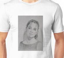 Nostalgic portrait Unisex T-Shirt