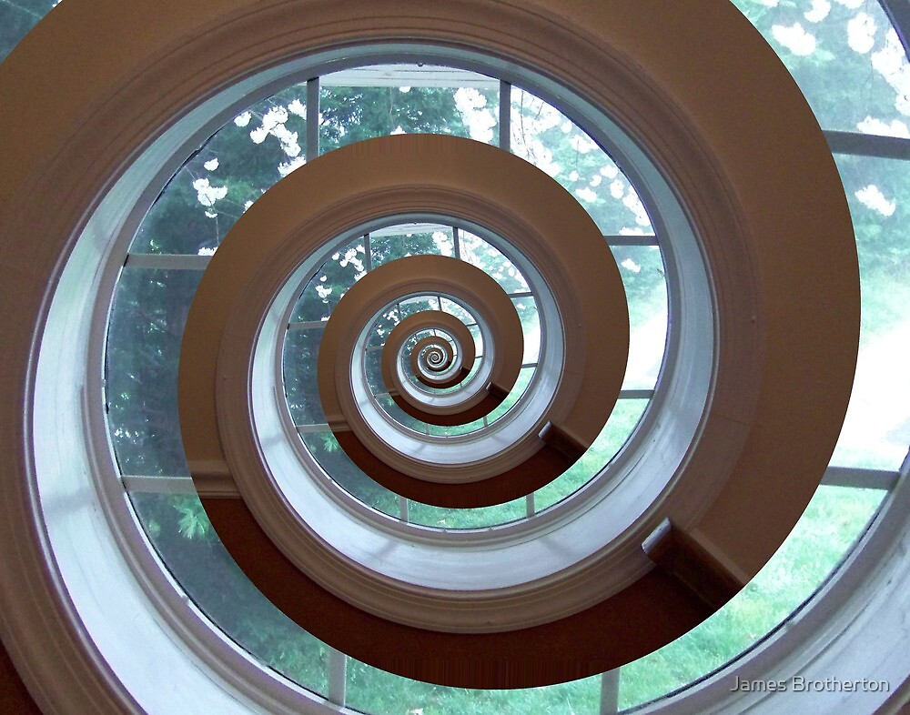 Window Curl by James Brotherton