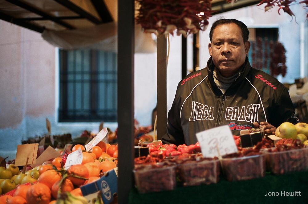 Mega Crash Fruit Market by Jono Hewitt