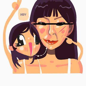 Hey, Mecha Kawaii Girls by FALSEKURT