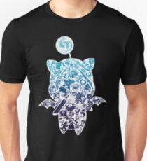 Moogle-verse (blue) Unisex T-Shirt