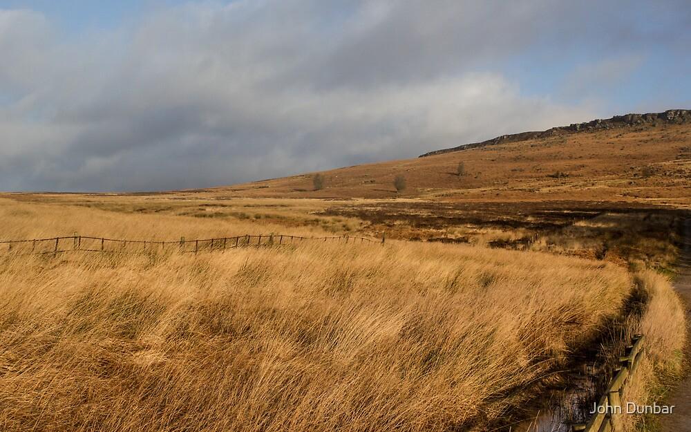 Bamford Moor by John Dunbar