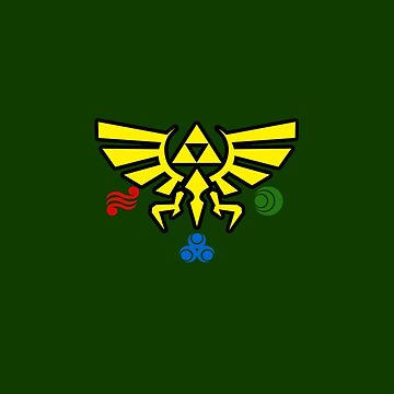 Legen Of Zelda Phone Case - Green by CutlineDesigns
