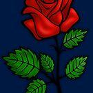 Rose by Akuma91