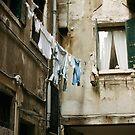Washing Line by Jono Hewitt