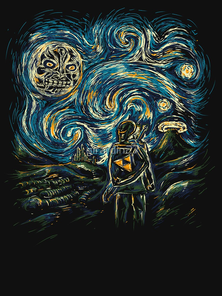 Hylian Night by girardin27