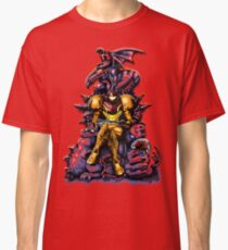 Metroid - The Huntress' Throne -Gaming Classic T-Shirt