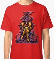 Metroid - The Huntress' Throne -Gaming Classic T-Shirt