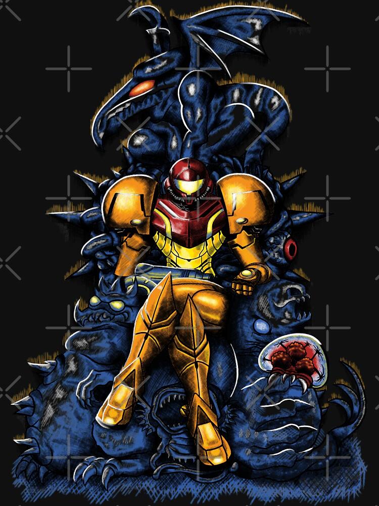 Metroid - The Huntress 'Throne -Gaming de seviesphere