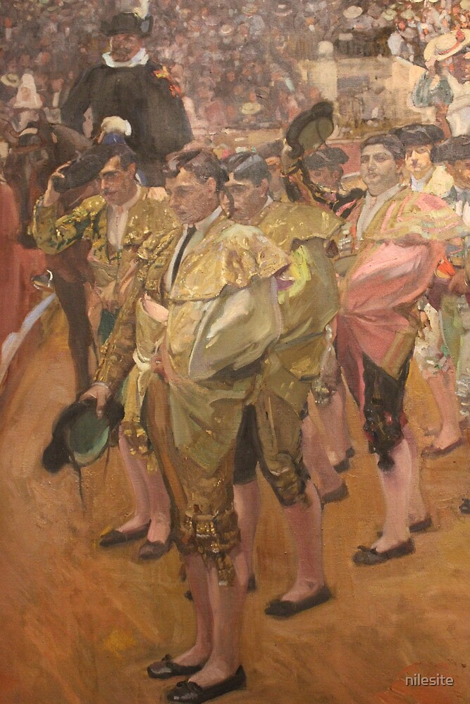 Hispanic Society - Sorolla Murals by nilesite